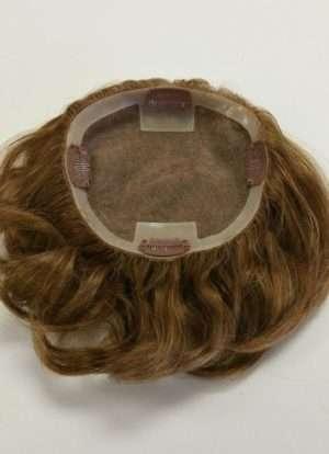 100% Human Hair Topper