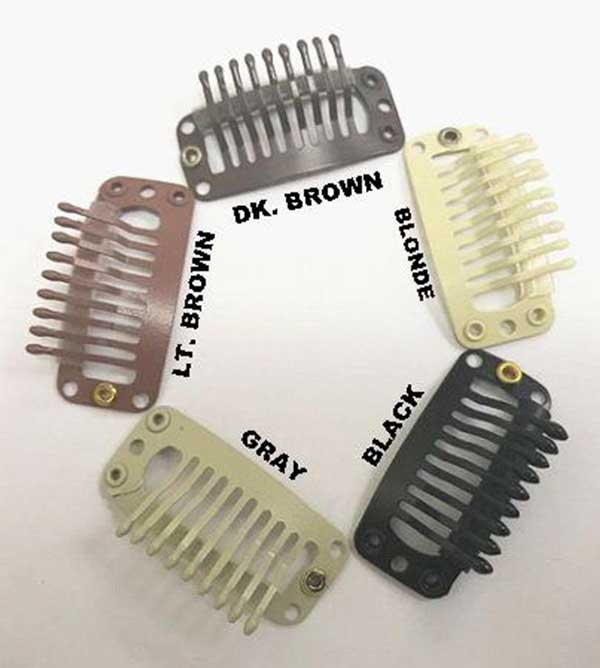 clips-and-flex-combs